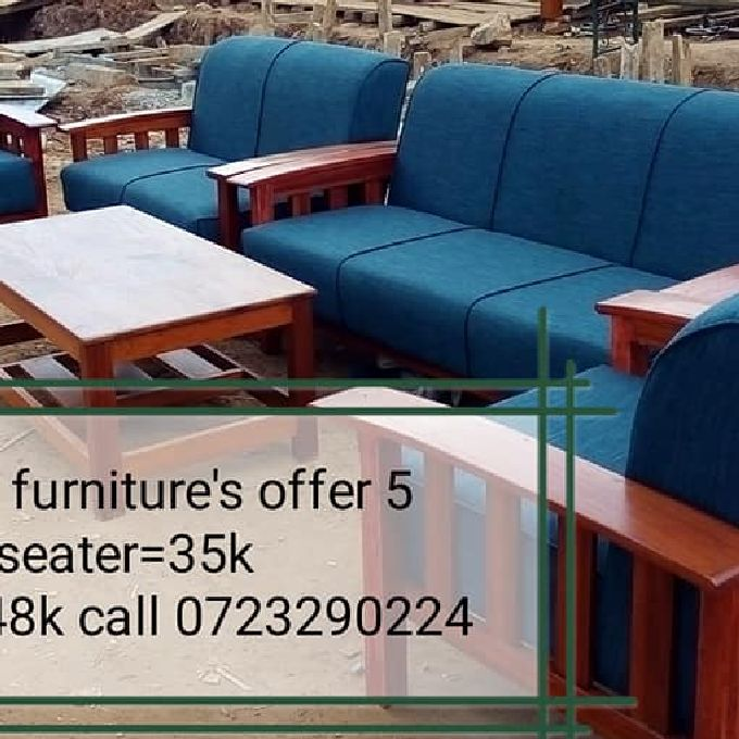 Modern Sofa Sets in Nairobi