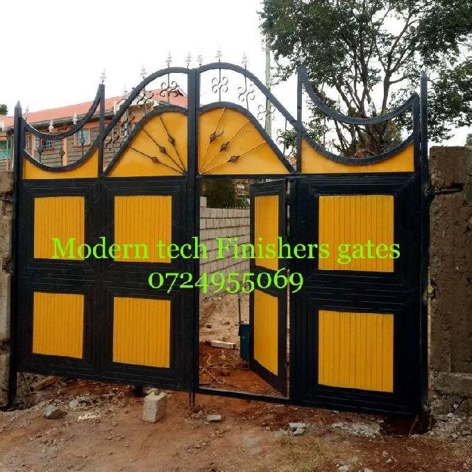 Latest Design Gates in Embu