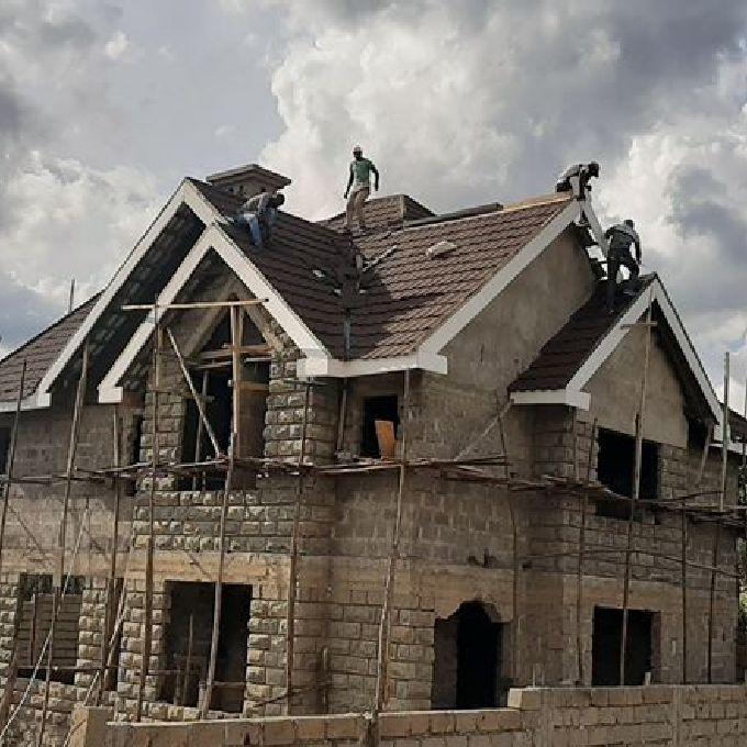 Installation of Stone Coated Steel Tiles/Decra Roofing