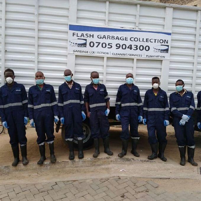 Garbage Collection Experts in Nakuru