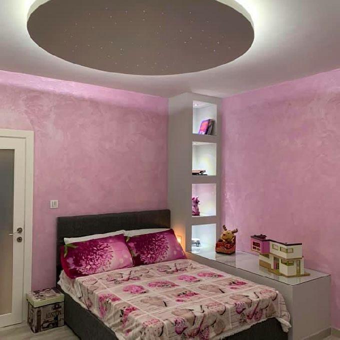 Kids Bedroom Gypsum Installation