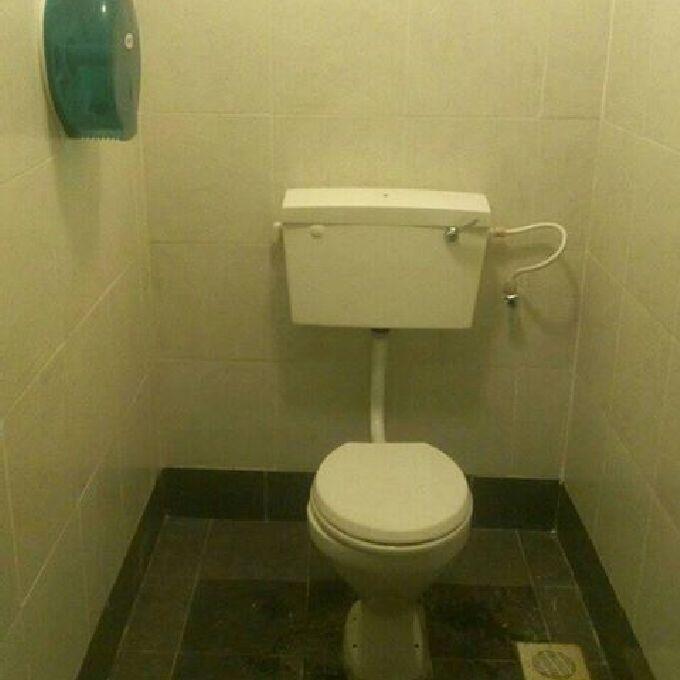 Installation of Crematic Toilet