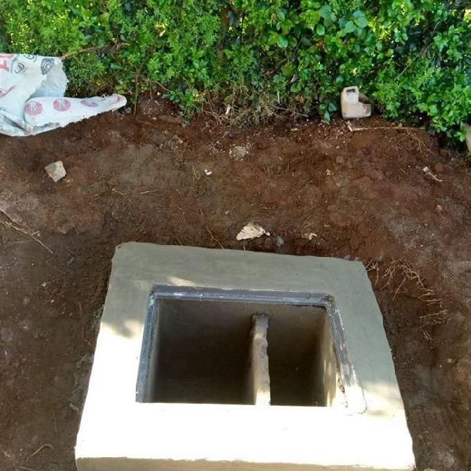 Bio Digestor Installation in Meru County