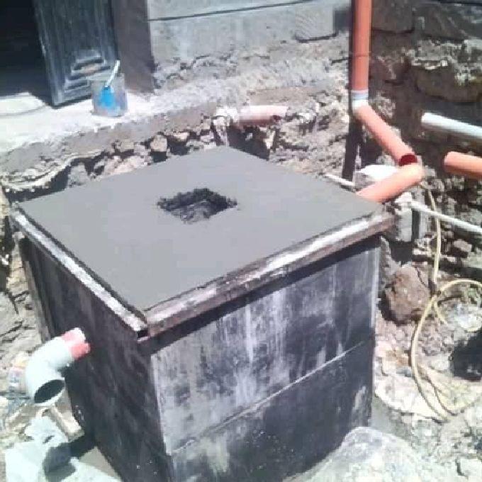 Residential Bio Digestor Installation in Kiambu