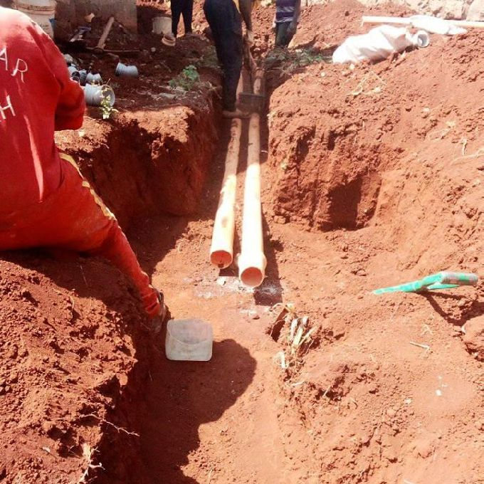 Domestic Plumbing Experts in Nairobi
