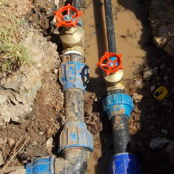 Piping Solution for Construction Sites