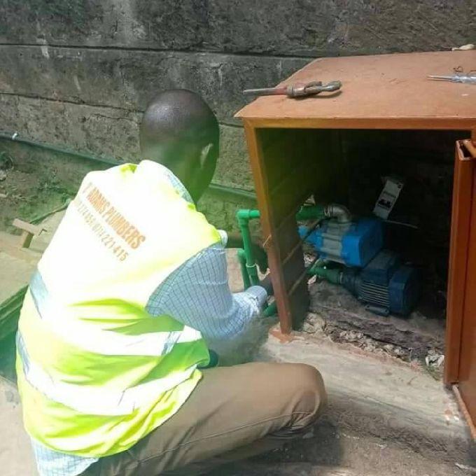 Domestic Plumbing Solution In Nairobi