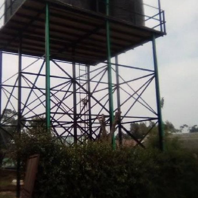 Water Tank Drainage Installation Help