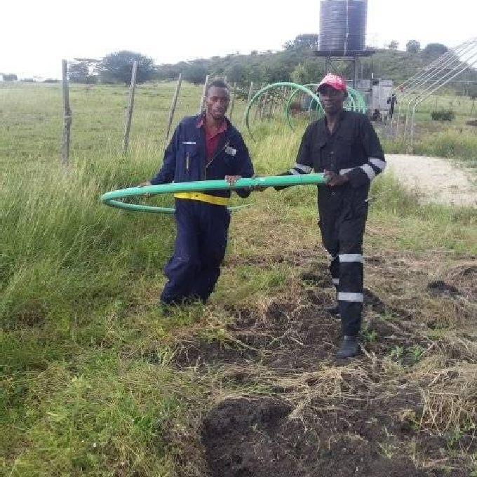 Irrigation Water System Installation Help
