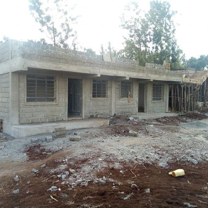 Commercial Construction Project in Kiambu