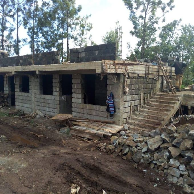 Ongoing One Bedroom Construction