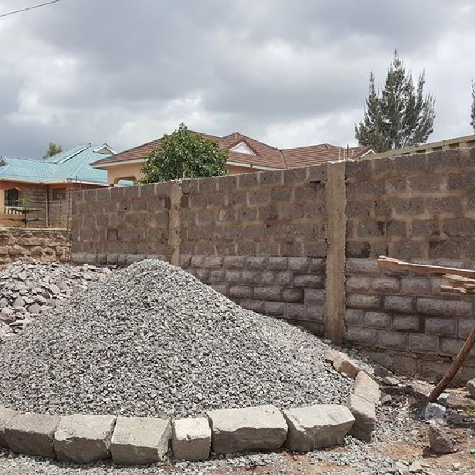 Construction of a Commercial Building in Syokimau