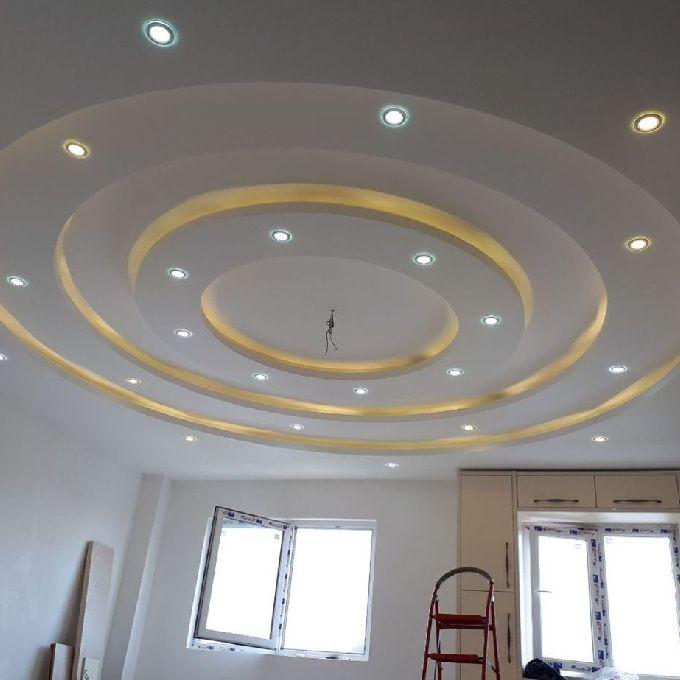 Quality Gypsum Ceiling  Installation in Nairobi