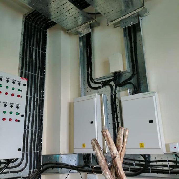 Commercial Electrician in Kisumu