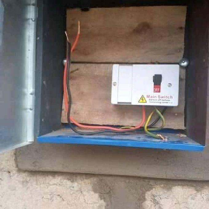 Electrical repairs in Embu