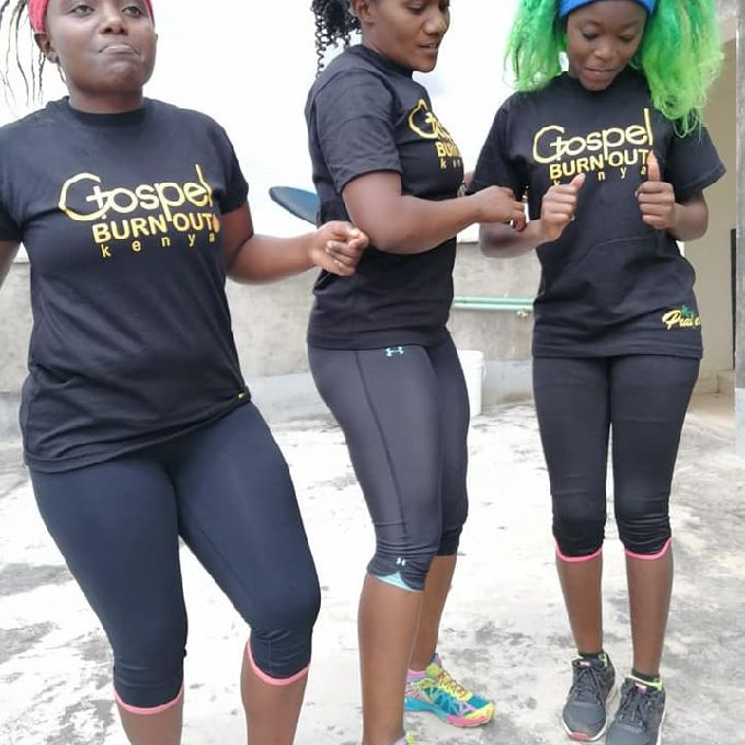 Women Fitness Instructor