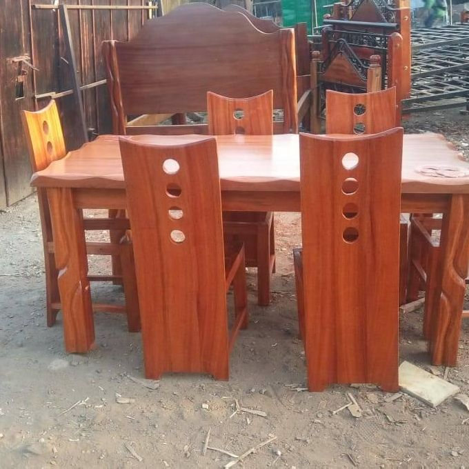 Reliable Dining Table Sellers in Nairobi