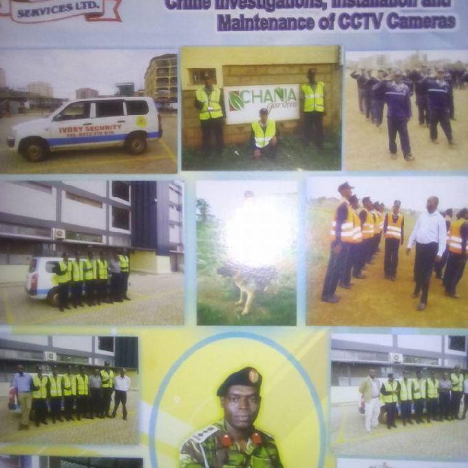 Security Company in Muranga