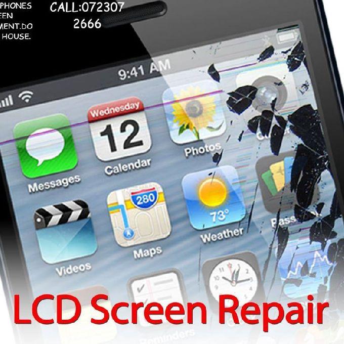 LCD Phone Repair Services