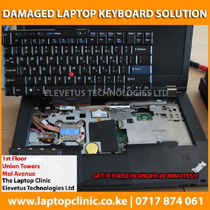 Professional Laptop Repair Experts