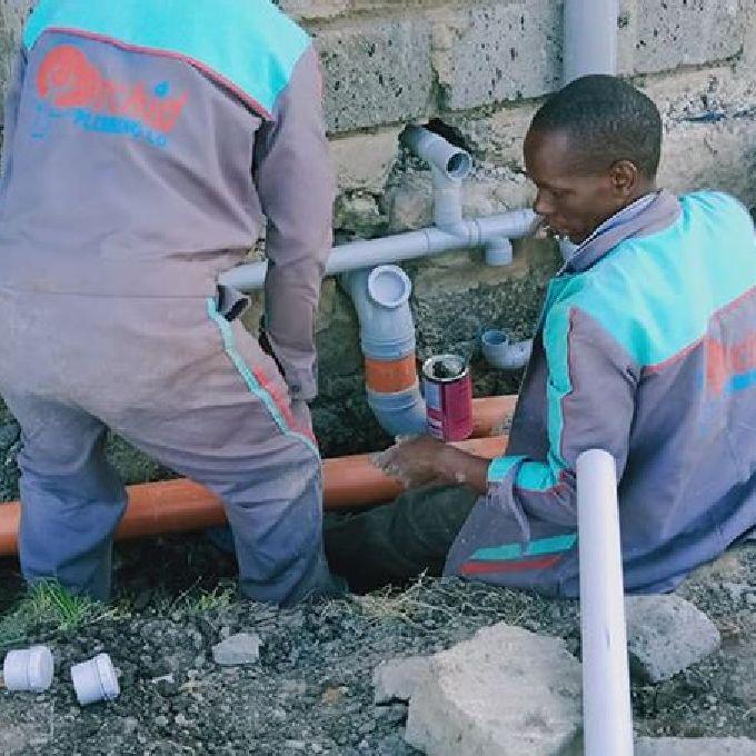 Sewage Unblocking Solution