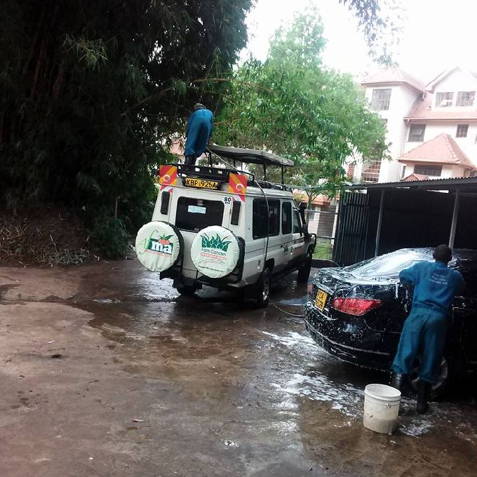 Reliable Car Washing Bay