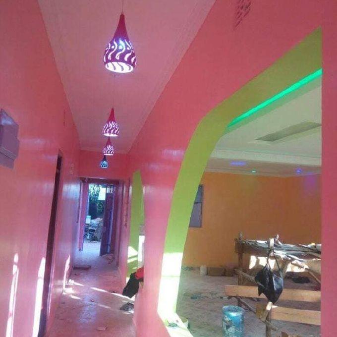 Home Gypsum Ceiling in Meru