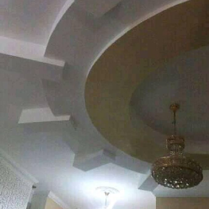 Luxury Gypsum Ceiling Design