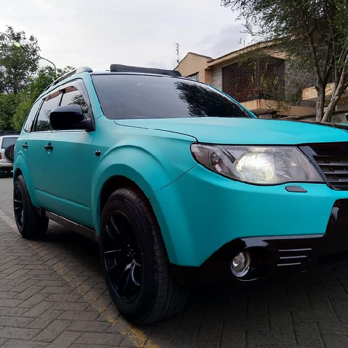 Car Wrapping Services in Nairobi