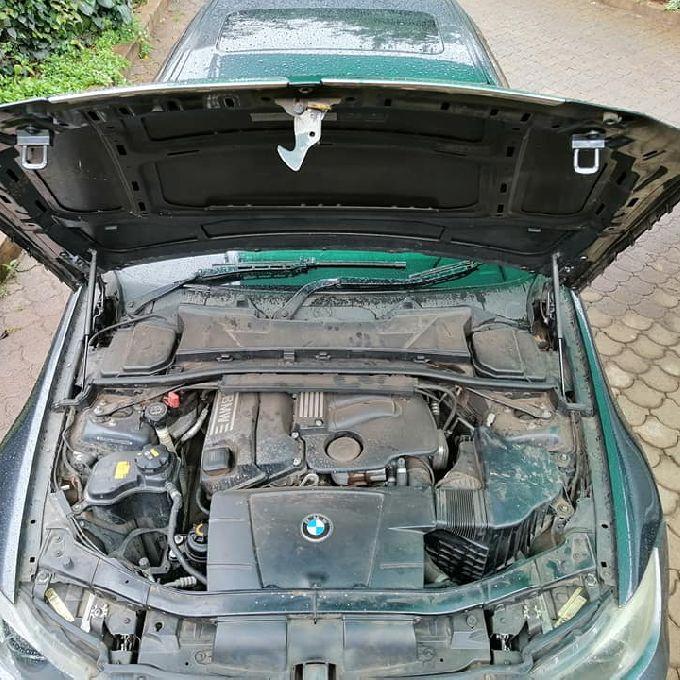BMW Car Engine Tuning