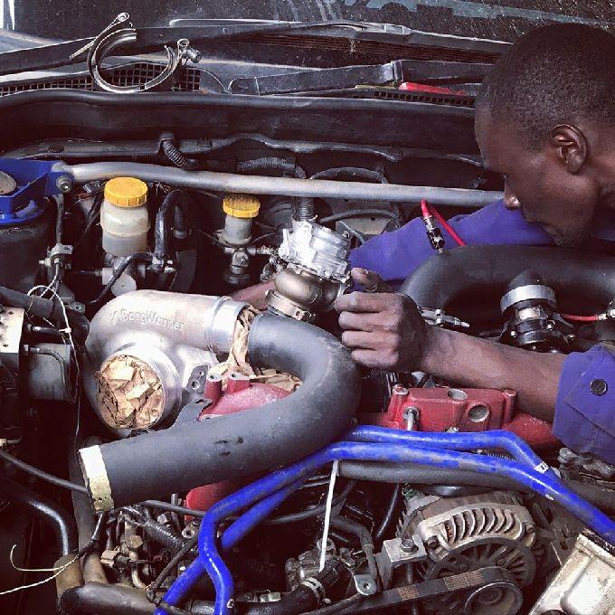 Car Tuning Service in EMbakasi