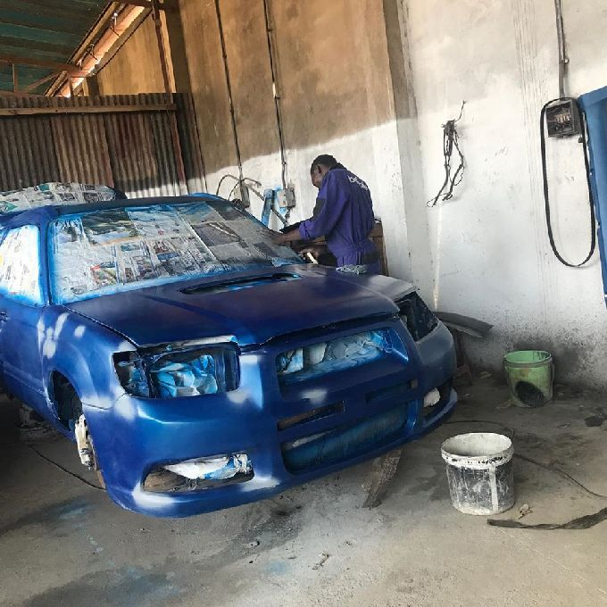 Car Painting Services in Embakasi
