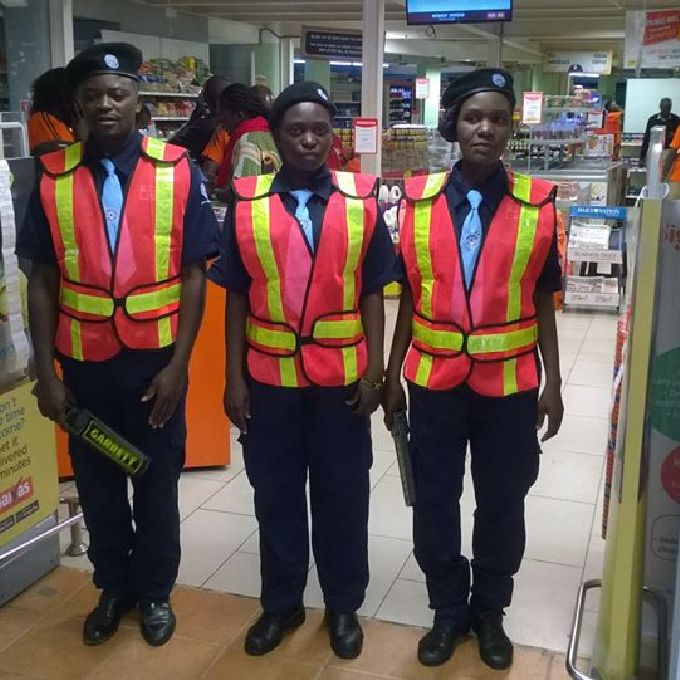 Commercial Security Company