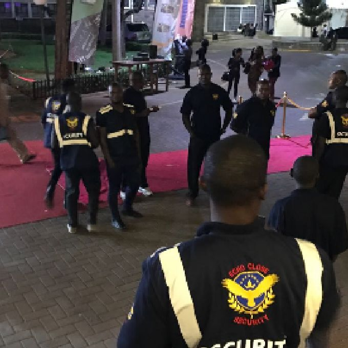Party Security Services