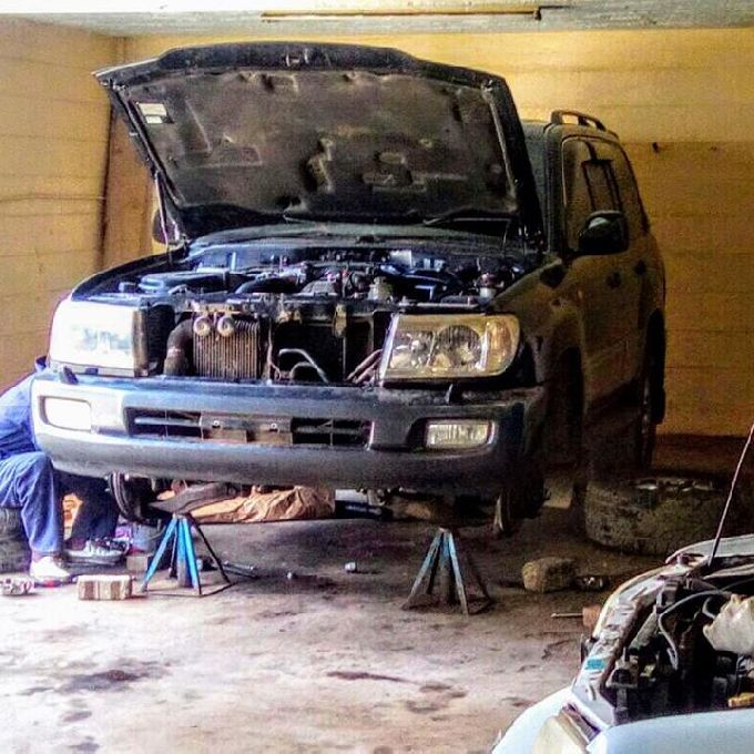 Car Factory Restoration Experts in Nairobi
