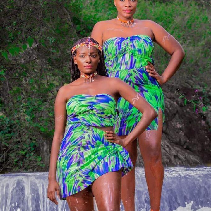 African Fashion Designer