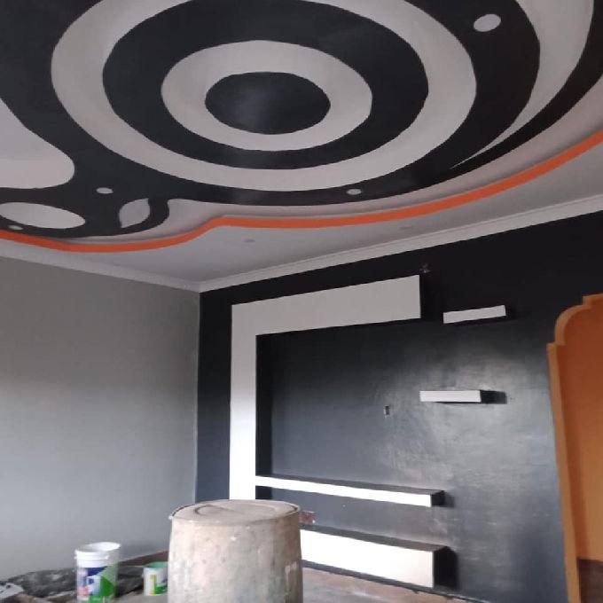 Gypsum Painting Services in Kerugoya
