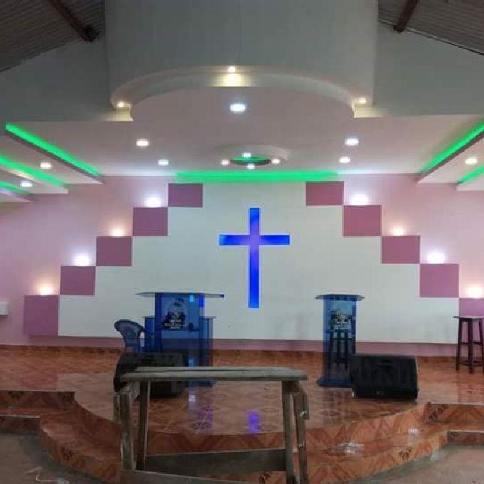 Gypsum Installation in Limuru