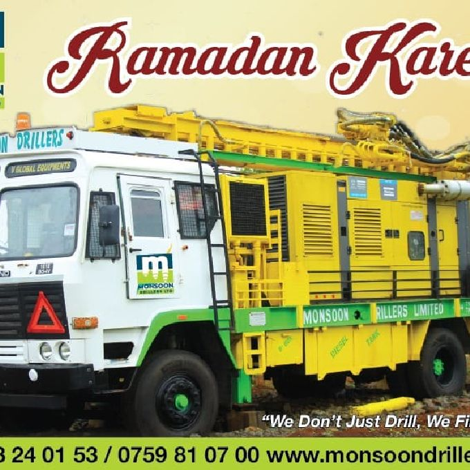 Well Drilling Services in Nairobi
