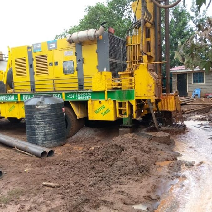Well Drilling Services in Sagana