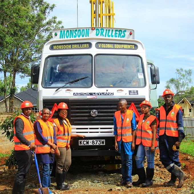 Residential Well Drilling Services in Nairobi