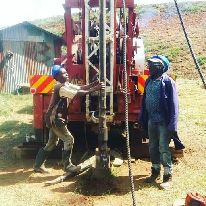 Homa Bay Well Drilling Services