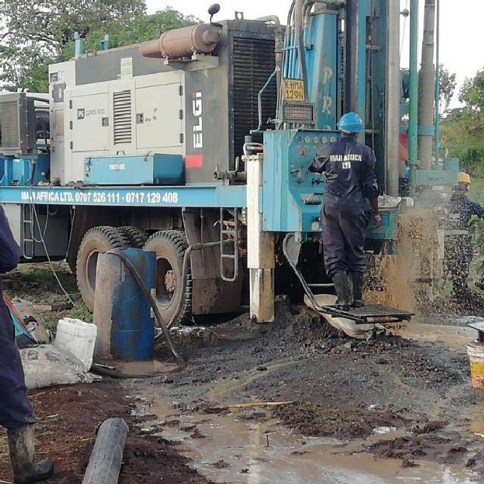 Water Well Services in Meru Town