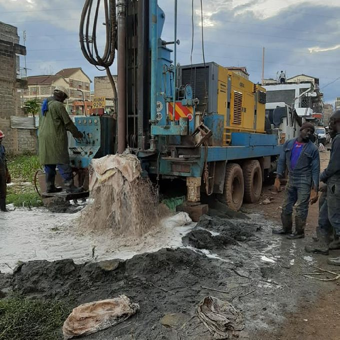 Test Pumping Services in Nairobi.