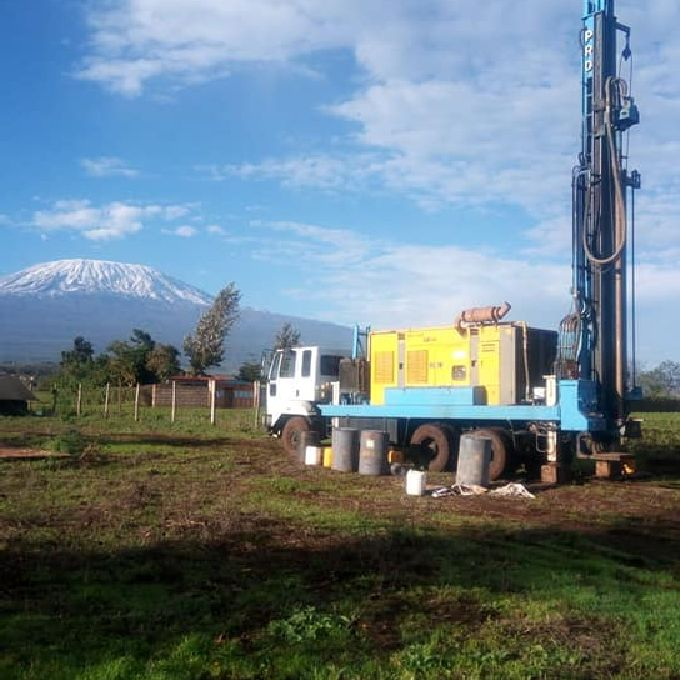 Professional Borehole Drillers in Nairobi