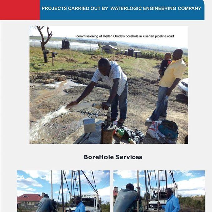 Borehole Servicing Company in Nairobi