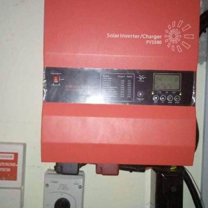 Solar Power Backup Installation Help