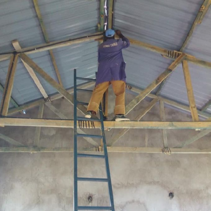 Electrical Wiring and installation of Fluorescent Lights