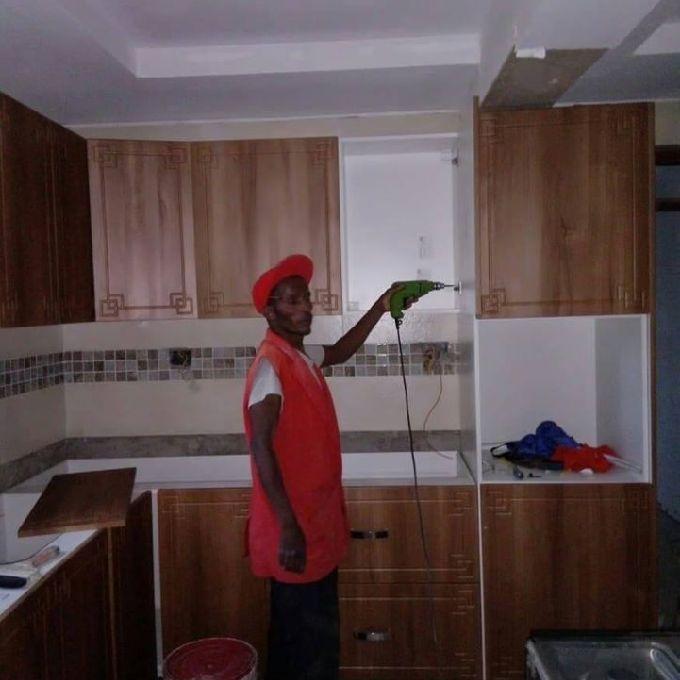 Kitchen Cabinet Installation  Expert