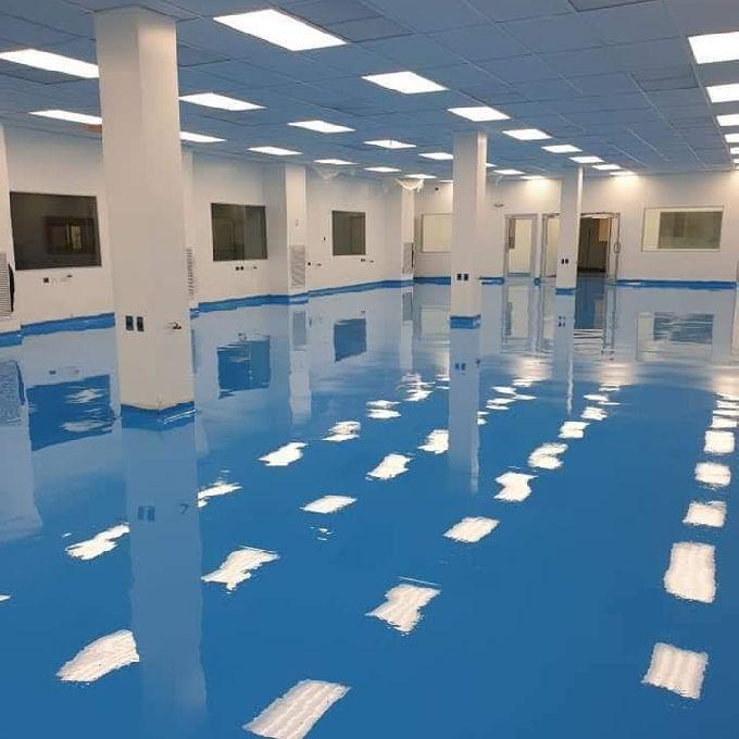Epoxy Floor Installation Help